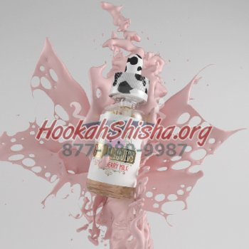 MOO PREMIUM E-LIQUIDS: STRAWBERRY MILK 30 ML
