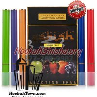 Nicotine Free Hookah Stick: Eshish Luxury: 300 Puffs :Quick Pick
