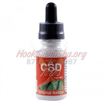 ORIGINAL CBD TERPS OIL: 100 MG TOTAL CBD + Sour Diesel Terpenes