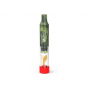 King Goldenfish Glass Blunt Pipe Mechanical Vape for Dry Herb & Tobacco - Camo