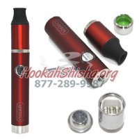 Atman OWAR Wax Vape Pen Vaporizer Triple Quartz Variable Voltage