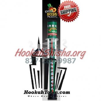 Starbuzz Hookah Stick: Exotic Irish Peach