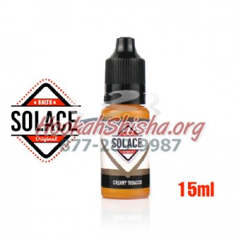 SOLACE VAPOR SALTS CREAMY TOBACCO 30MG 15ML