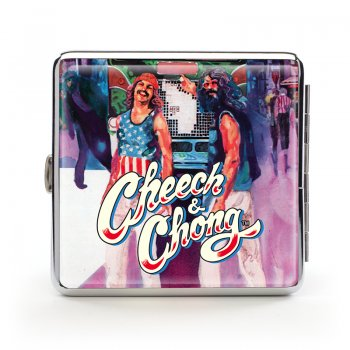 Cheech and Chong Deluxe Cigarette case 85mm Truckin