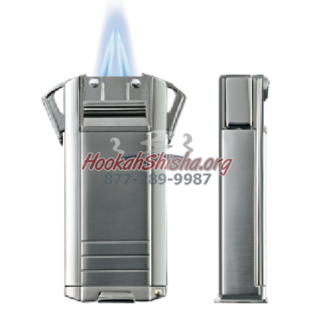 BARON: Twin Jet Pyramid Flame w / fuel windoe