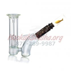 King Goldenfish Bubbler Kit Pipe Mechanical Vape for Dry Herb & Tobacco Atman