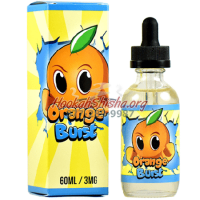Orange Burst by Liquid EFX Vape 60ml.