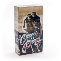 Cheech and Chong Flip Top Cigarette Case 100mm Party