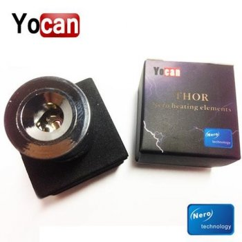 YOCAN THOR PORTABLE ENAIL WAX AND DRY HERB VAPORIZER REPLACEMENT COILS