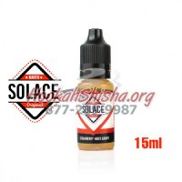 SOLACE VAPOR SALTS STRAWBERRY HARD CANDY 30MG 15ML