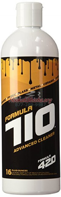 Formula 710 Advanced Cleaner Safe On Pyrex, Glass, Metal, and Ceramic (16oz – Large)