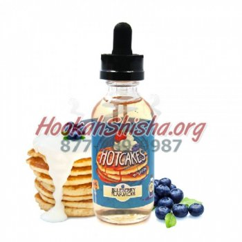 HotCakes E-Juice: Blueberry Flapjacks E-Liquid 60 ML