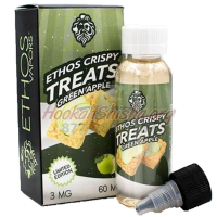 Ethos Crispy Treat Green Apple Crispy Treat 60ml.
