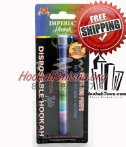 Imperial Nicotine Free Portable Disposable Hookah Pen: Imperial Mix: 600 Puffs