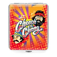 Cheech and Chong Deluxe Cigarette case 100mm 2 inch Rise to the Occasion