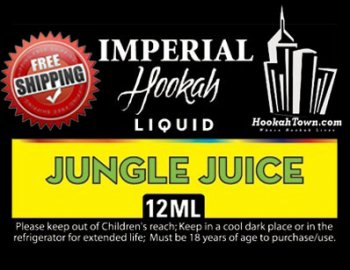 E Hookah Refill Liquid 12ml: Jungle Juice