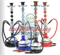 "Omnis B-1 The Jem Hookah 27"" Multi-Hose Optional"