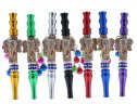Preppy La' Peui Blinged Out Blunt Holder Hookah Mouth Tip - Elephant