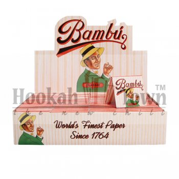 "Bambu Regular 1-1/4"" 1 - Booklet"