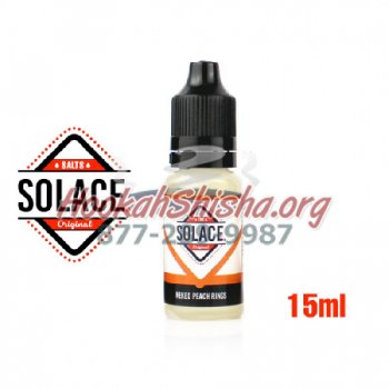 SOLACE VAPOR SALTS NEKED PEACH RINGS 30MG 15ML