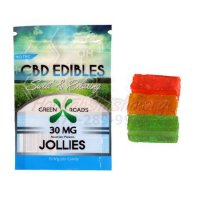CBD HARD CANDY JOLLIES: 30MG (3 PIECES) by GREEN ROADS