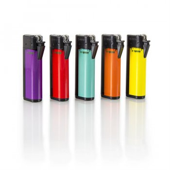 OOZE Roll-N-Go Lighter w/ Storage Compartment