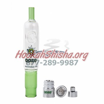 Ooze Stretcher XL Water Bubbler Vaporizer