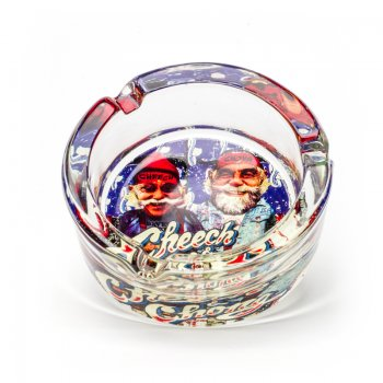 Cheech and Chong Ashtray U S A 2