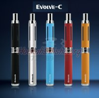 Yocan Evolve-C Vape Pen Kit for Wax, Concentrate Oil & Ejuice Vape Liquids