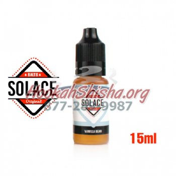 SOLACE VAPOR SALTS VANILLA BEAN 30MG 15ML