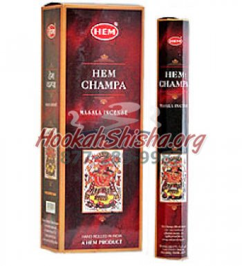 Champa Incense: Hem: 20 Sticks