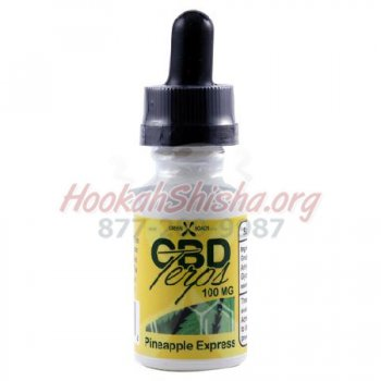 PINEAPPLE EXPRESS CBD TERPS OIL: 100 MG TOTAL CBD + PINEAPPLE EXPRESS TERPENES