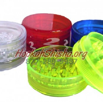 Plastic Grinder Large (3 Level w/ Storage)