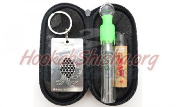 Bastone: Ooze Slider Sliding Glass Pipe Travel Kit