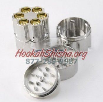 3 Level Revolver Grinder Small