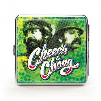 Cheech and Chong Deluxe Cigarette case 85mm Reflections