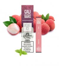 Cali Bars - Disposable Vape Pen Device - Lychee Ice 5%