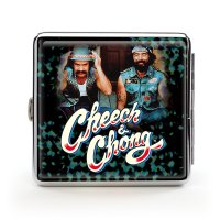 Cheech and Chong Deluxe Cigarette case 85mm The Guys