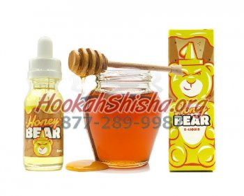 Donuts E-Juice: Honey Bear E-Liquid 30 ML