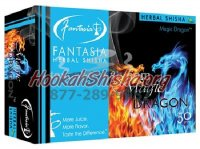 FANTASIA HERBAL Shisha MAGIC DRAGON 100% Tobacco-Free 50 gram pack