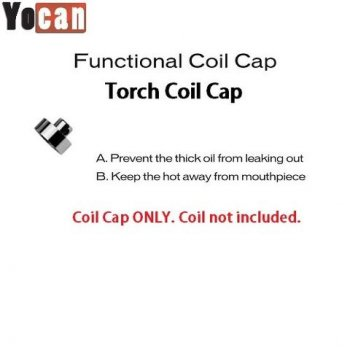 YOCAN TORCH COIL CAPS