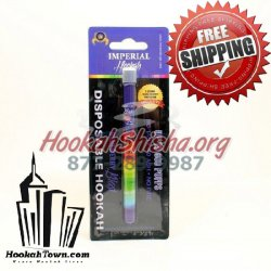 Imperial Hookah: Blueberry Blast : Portable Hookah Stick