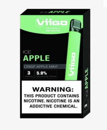 VIIGO Iced Apple DISPOSABLE VAPE PEN