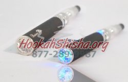 Refillable Hookah Pen: Bastone Lmited 2 Pack Zipper Case CE5 650 MAH Battery