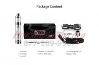 Yocan Evolve Plus XL Vape Pen Kit Wax Concentrates