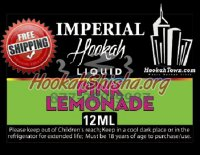 E Hookah Refill Liquid 12ml: Pink Lemonade