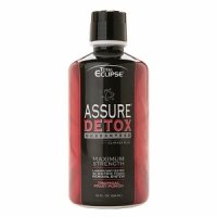 TOTAL ECLIPSE RELY DETOX MAXIMUM STRENGTH - TROPICAL FRUIT PUNCH FLAVOR 32 FL OZ (946 ML) LIQUID