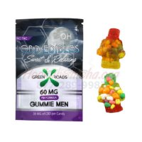 CBD GUMMIES: 60MG GUMMIE-MEN by GREEN ROADS