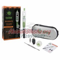 Ooze Stretcher XL Water Bubbler Vaporizer Kit