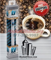 Espresso Shot: Puf Soft Tip Disposable Hookah Stick: 900 Puffs